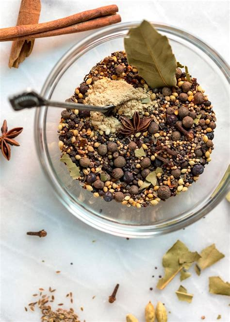 In this video i check out a new rub from trader's joe's, the coffee & garlic bbq rub. Homemade Pickling Spice Blend - Kevin Is Cooking | Homemade pickles, Pickling spice, Homemade ...