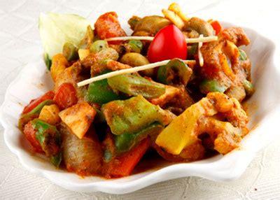 vegetable jalfrezi restaurant style