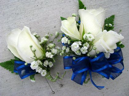 Silk Prom Corsages and Boutonnieres Floralshowers