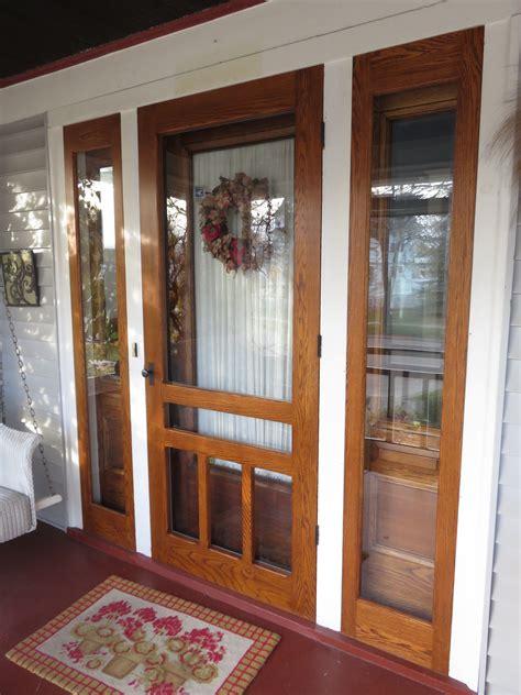 front screen doors traditional door