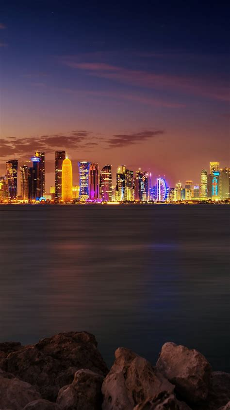 qatar tourism travel asia doha wallpapers vertical 4k hd wallpapershome