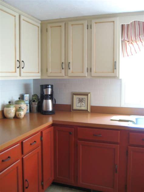 paint   golden oak cabinets kitchens refinished