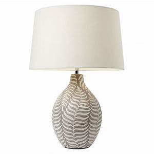 Large table lamps for living room home design for Large cream floor lamp