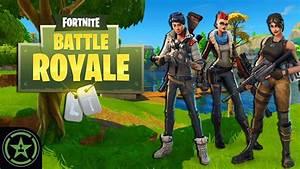 Let's Play - Fortnite: Battle Royale - AH Live Stream ...