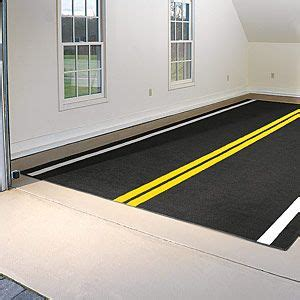 Diy Garage Floor Mat by Painted Garage Floor This Is Awesome It S Like In The