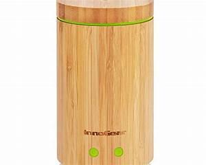 Luftbefeuchter Selber Bauen : innogear echtem bambus aroma diffuser ultraschall luftbefeuchter therisches l aromatherapie ~ A.2002-acura-tl-radio.info Haus und Dekorationen