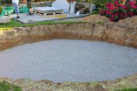 pool untergrund platten freiluftplatten trockenbau im garten 187 livvi de