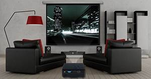 Projecteur Cinema Maison : video projecteur achat vente videoprojecteur pas cher rueducommerce ~ Melissatoandfro.com Idées de Décoration