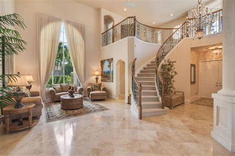 image of glass stair 45 beautifully decorated living rooms pictures