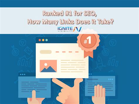 i seo ranked 1 for seo how many links does it take