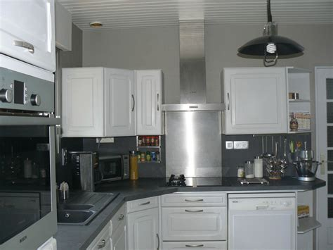 deco pour cuisine grise idee deco pour cuisine grise