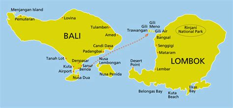 gili islands lombok travel tips indonesia