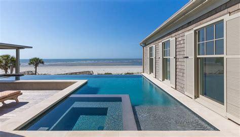 different pool finishes pool finishes aqua blue pools south carolina custom pool builder