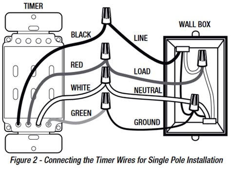 defiant timer 13257 wiring help the home depot community