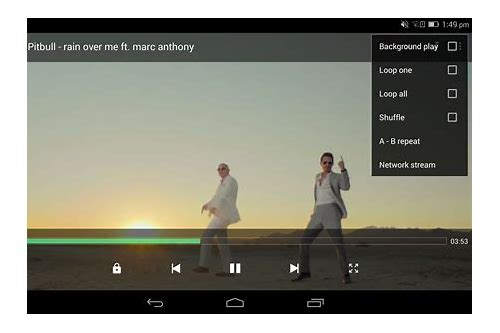 how to download video player on android