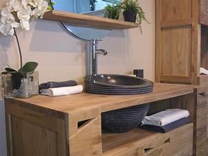 meuble de salle de bain double vasque 120 cm uteyo With meuble pour vasque de salle de bain