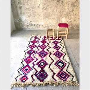 1000 idees sur le theme tapis marocain sur pinterest With tapis berbere avec canapé d angle petite largeur