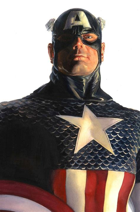 marvels alex ross timeless covers feature captain america