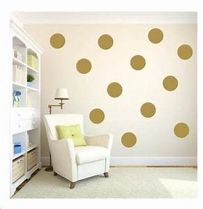 gold wall decals inspirational wall decal girls With kitchen cabinets lowes with gold dot stickers