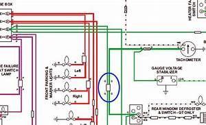 1973 Wiring Connection Location Question