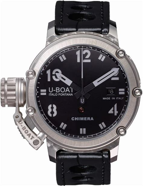 U Boat Watch Chimera 46 Carbonio Limited Edition by U Boat Watch Shop For Cheap Men S Watches And Save Online