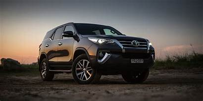 Fortuner Toyota Crusade Caradvice 4x4 Limited Edition