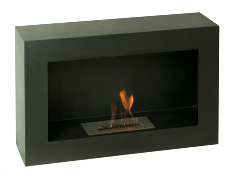 "31.4"" Ignis Spectrum Freestanding Ventless Ethanol Fireplace"