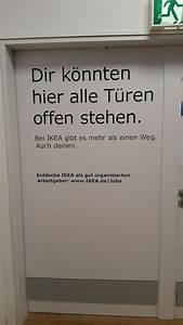 Was Ist Eine Toilette : ikea verbindet gang auf die toilette mit personalmarketing ~ Whattoseeinmadrid.com Haus und Dekorationen