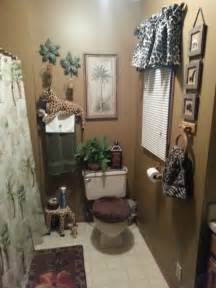 safari bathroom thing