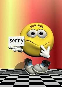 Sorry Smiley - ... Funny Emoticon Quotes