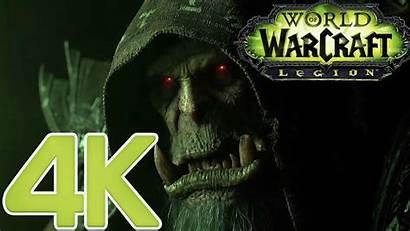 Warcraft Legion 4k Trailer Expansion