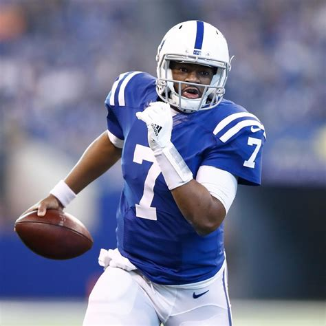 jacoby brissett trade rumors colts turned   offers