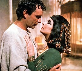 Image result for images shakespeare cleopatra eliz taylor