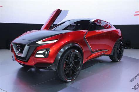 nissan gripz concept previews   crossover autocar