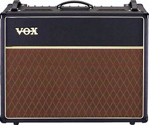 Vox Ac30 Custom Classic Guitar Combo Amplifier  30 Watts