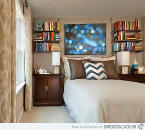 15 ideas in designing a bedroom with bookshelves house With bookcase for teenage room