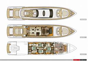 Photo : Yacht Floor Plans Images Interior Design For