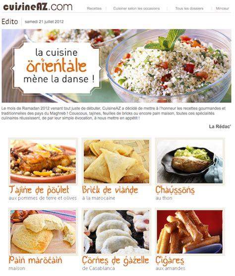 cuisin az ramadan chez cuisine az