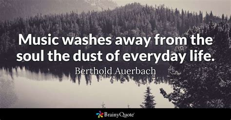 washes    soul  dust  everyday life