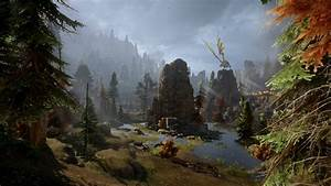 Dragon Age Inquisition - Lady Shayna's Valley by Reddn on ...