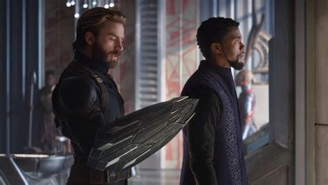 avengers infinity war rivelata una nuova eccitante foto