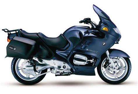 Bmw R1150rt (2001-2005) Review
