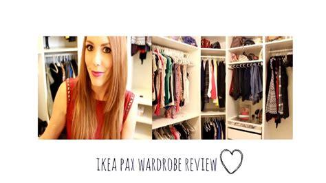 ikea pax wardrobe review diy