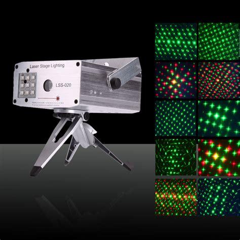 mini laser light ls020 bright mini laser stage light with different pattern