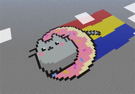 Donut Cat! Minecraft Project