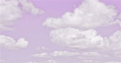 Beautiful Clouds Pink Sky Background Stock Video © b b q