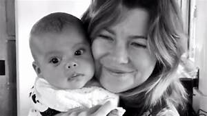 Ellen Pompeo shares sweet video of new baby son - TODAY.com