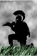 Spartan Soldier by Des...