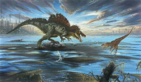Dinosauro Volante Spinosauridae Todd Marshall