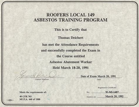 certifications affiliations roof management